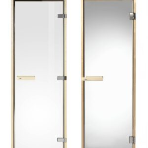 Двери, Стеклянные секции, Паровые колонны
